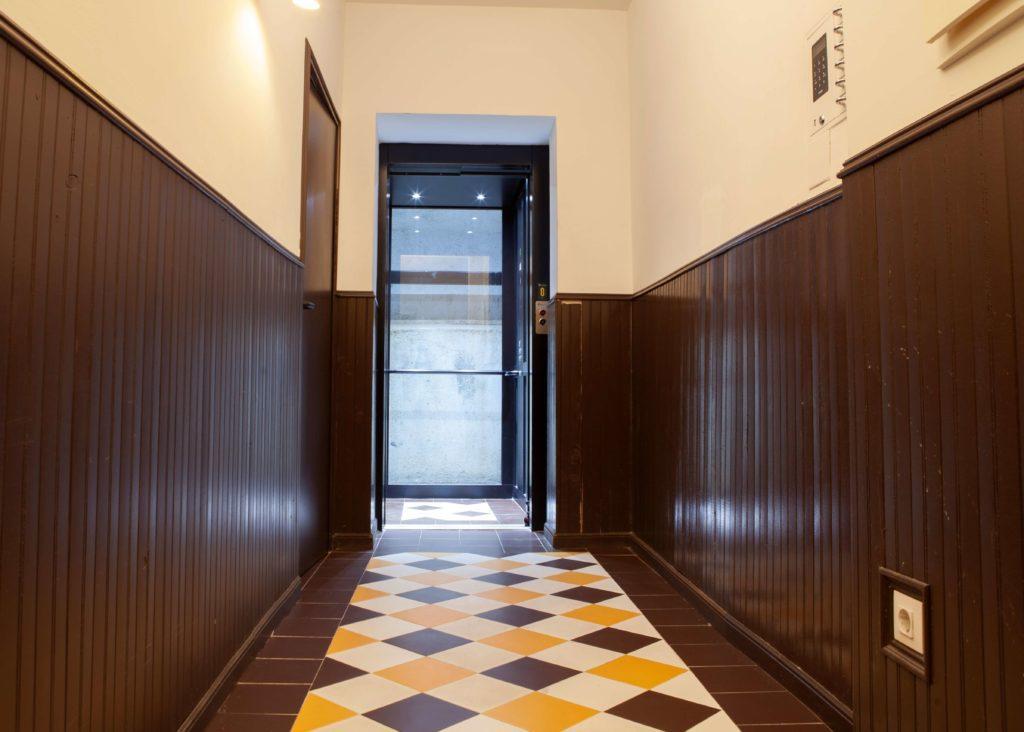 sustitucion ascensor