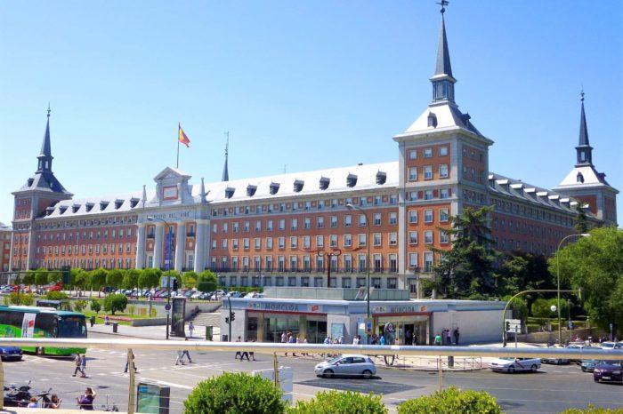Cuartel general del Ejército del Aire MADRID