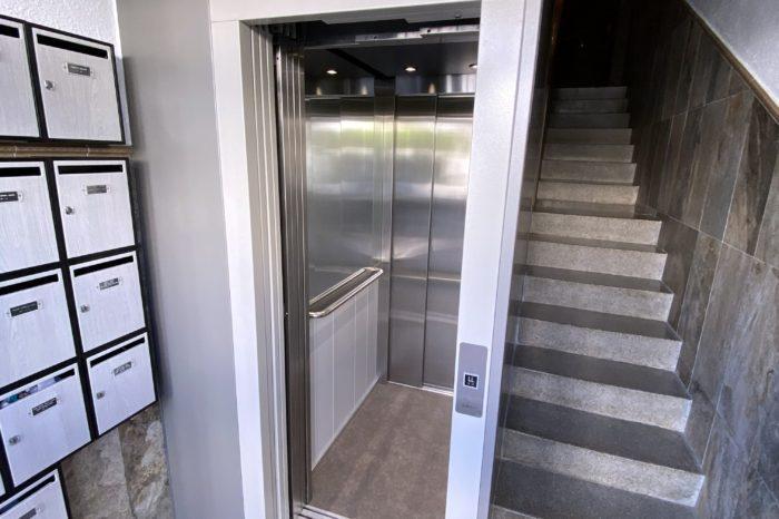 Instalacion ascensor interior Malaga